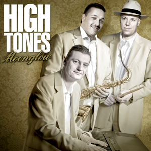 "Hightones CD-Cover ""Moonglow"""
